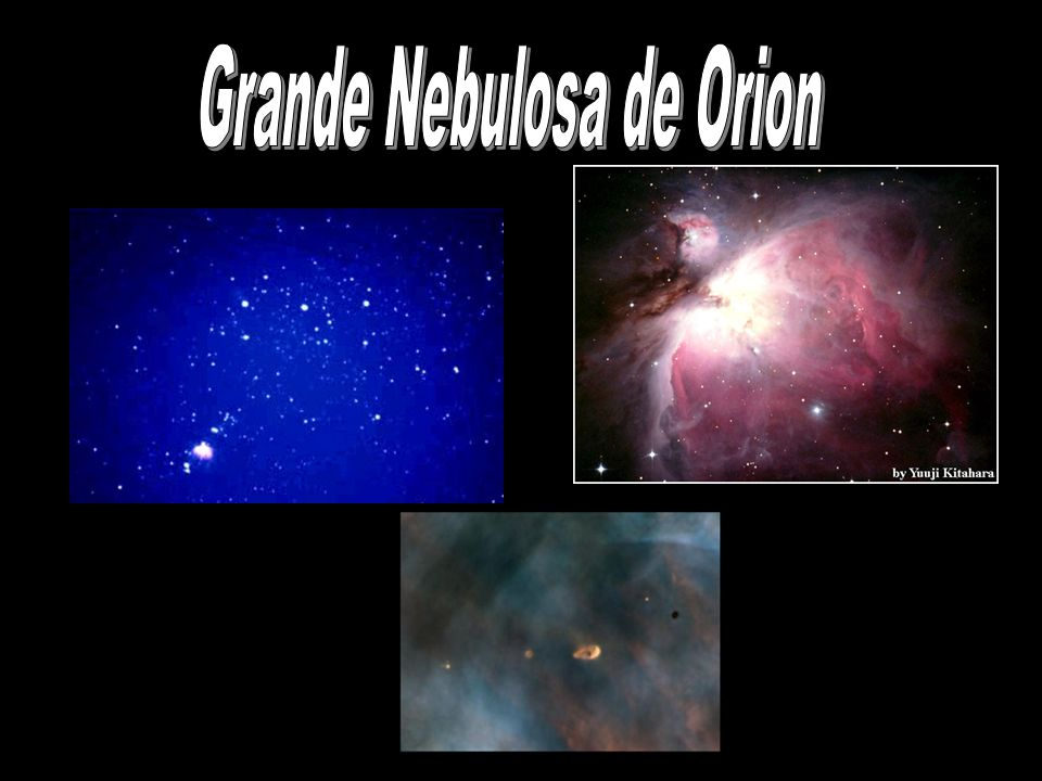Grande Nebulosa de Orion