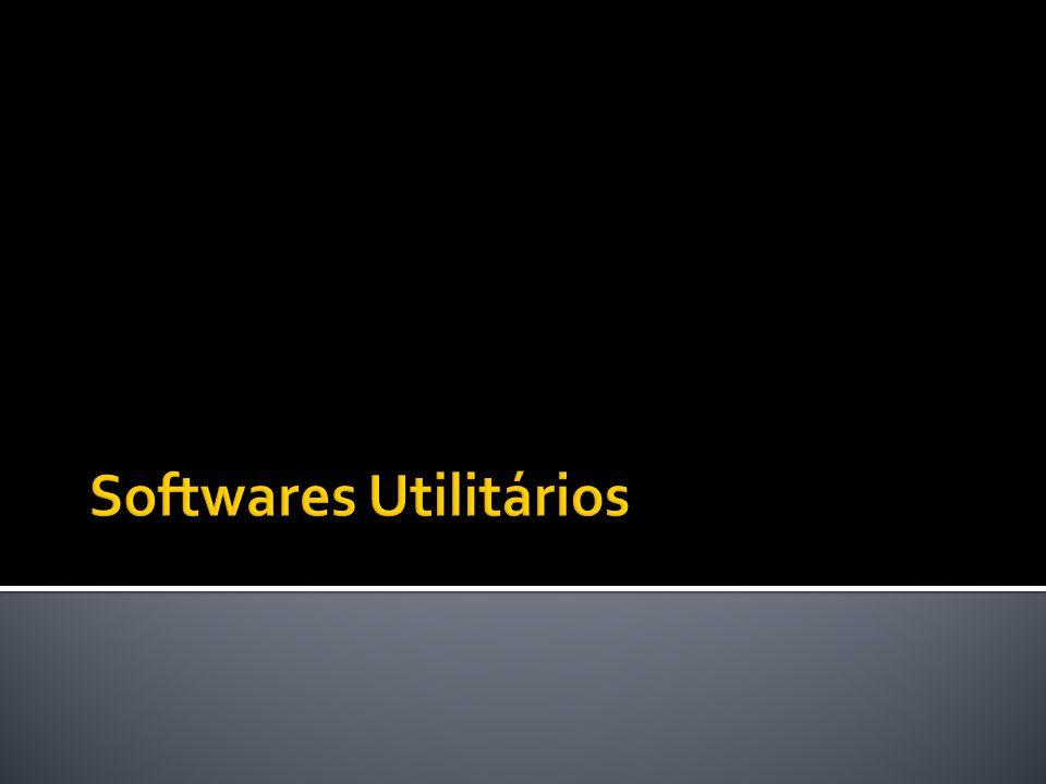 Softwares Utilitários