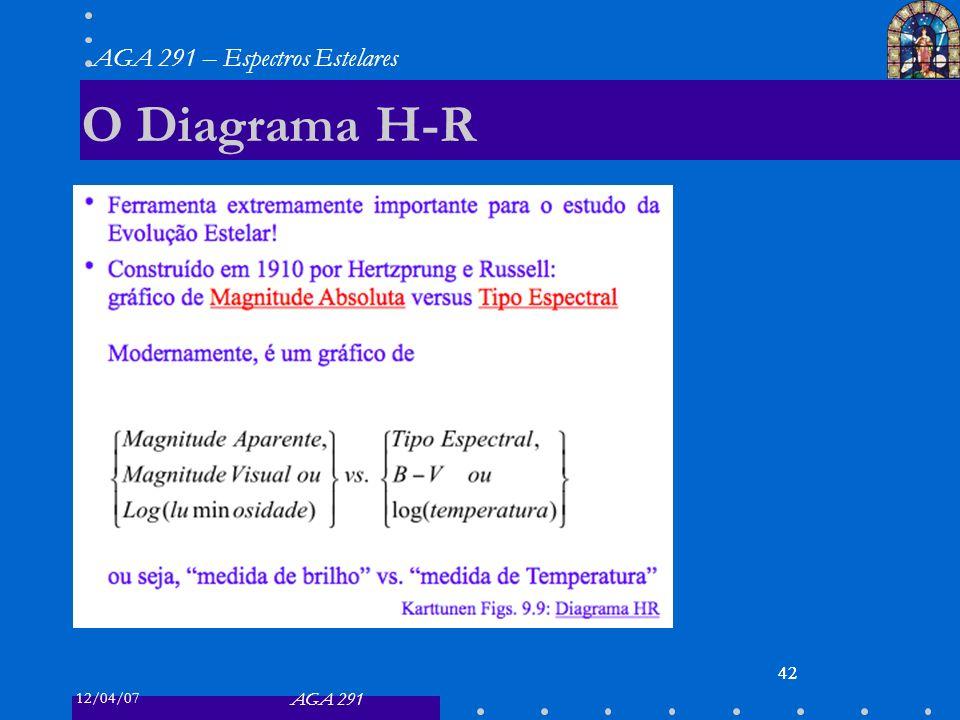 O Diagrama H-R 42