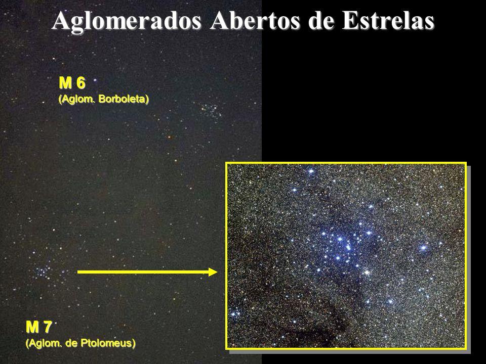 Aglomerados Abertos de Estrelas