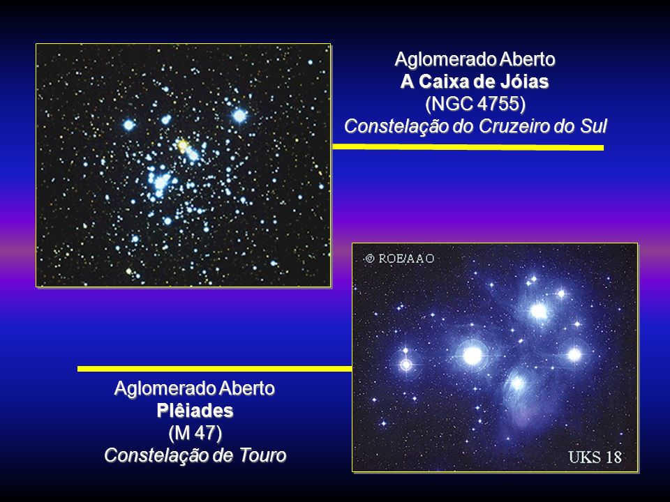 Aglomerado Aberto A Caixa de Jóias (NGC 4755)