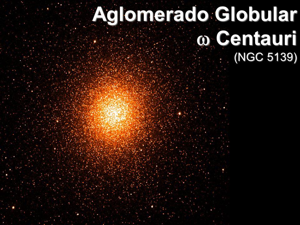 Aglomerado Globular w Centauri (NGC 5139)