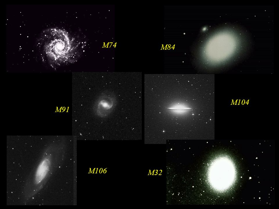 M74 M84 M104 M91 M106 M32