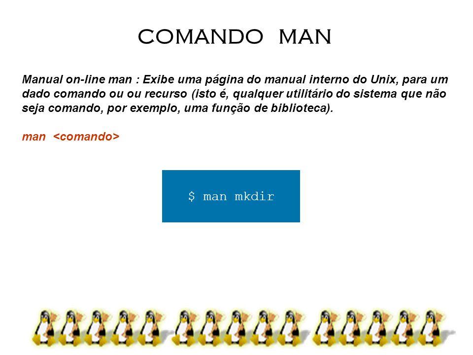 COMANDO MAN