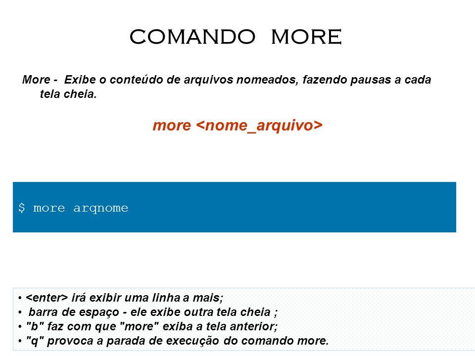 more <nome_arquivo>