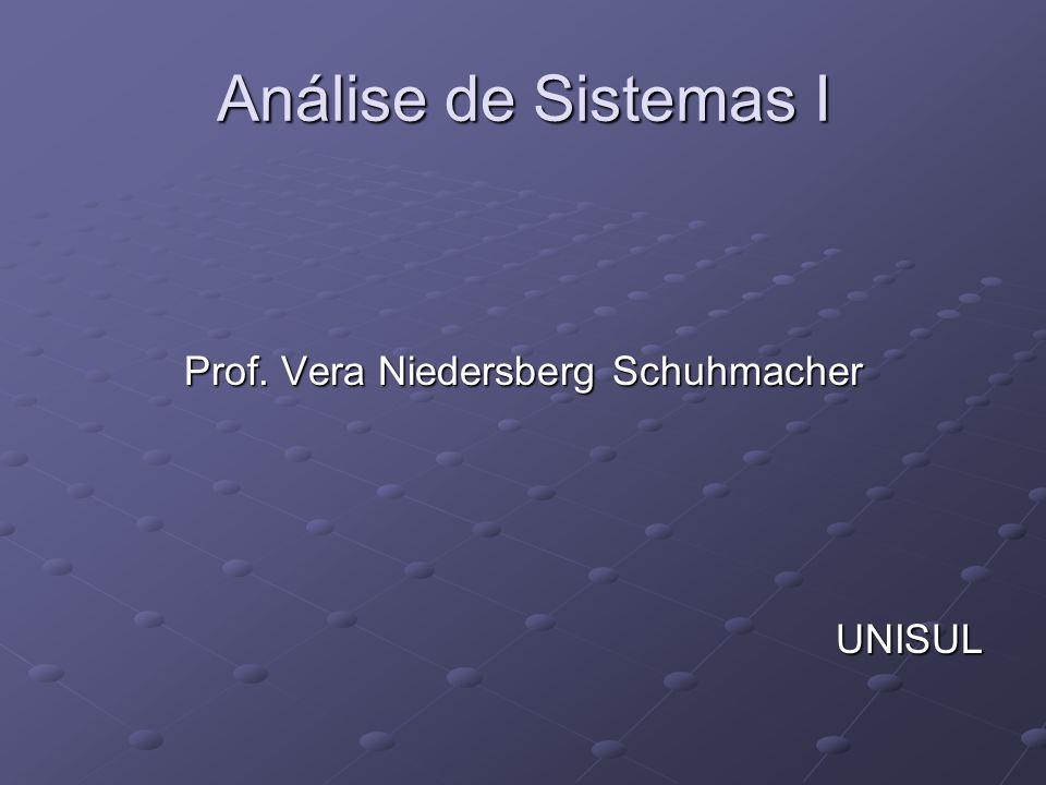 Prof. Vera Niedersberg Schuhmacher