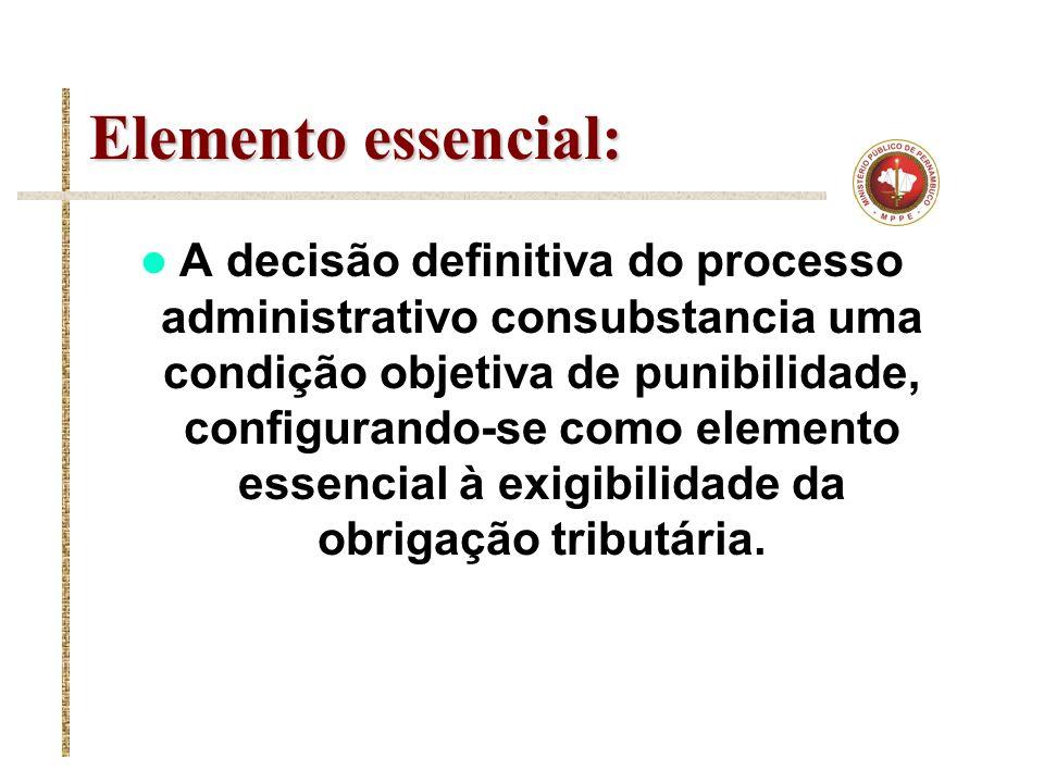Elemento essencial: