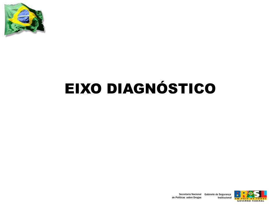EIXO DIAGNÓSTICO
