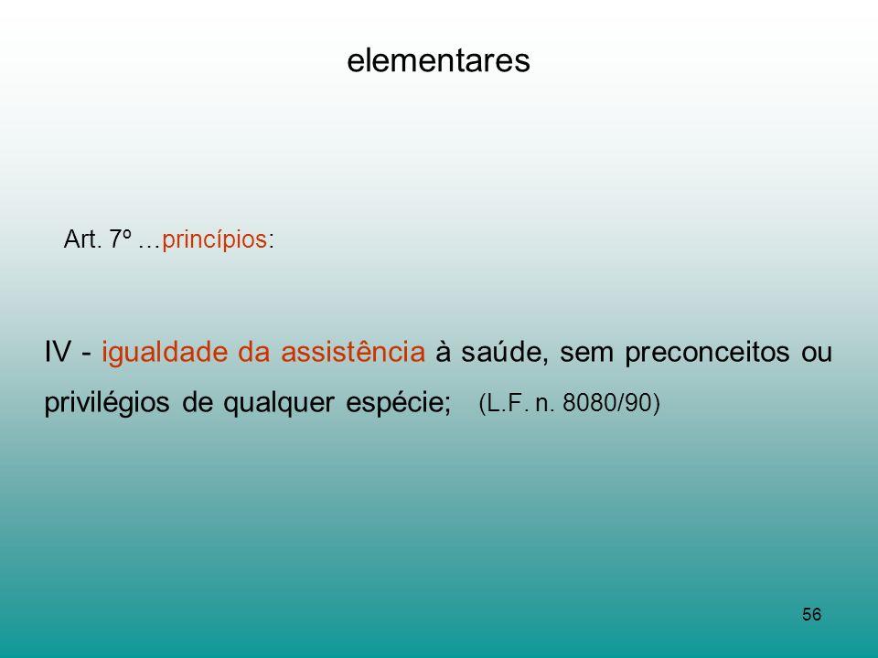 elementares Art.