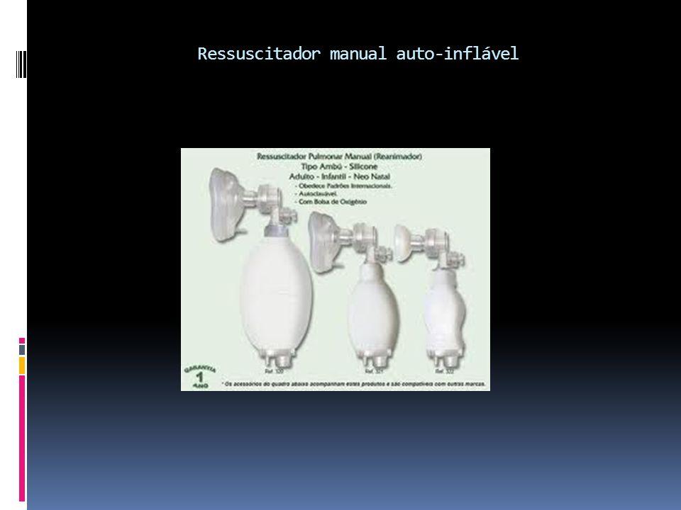 Ressuscitador manual auto-inflável