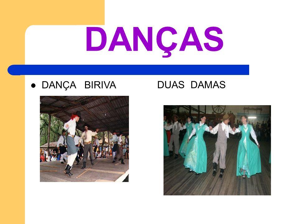 DANÇAS DANÇA BIRIVA DUAS DAMAS