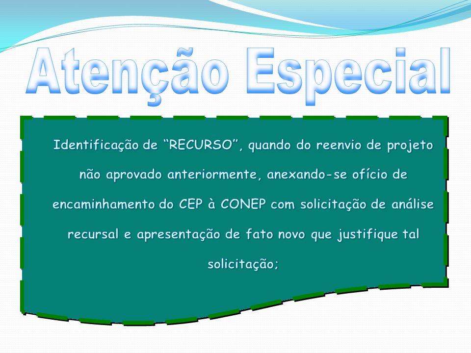 Atenção Especial