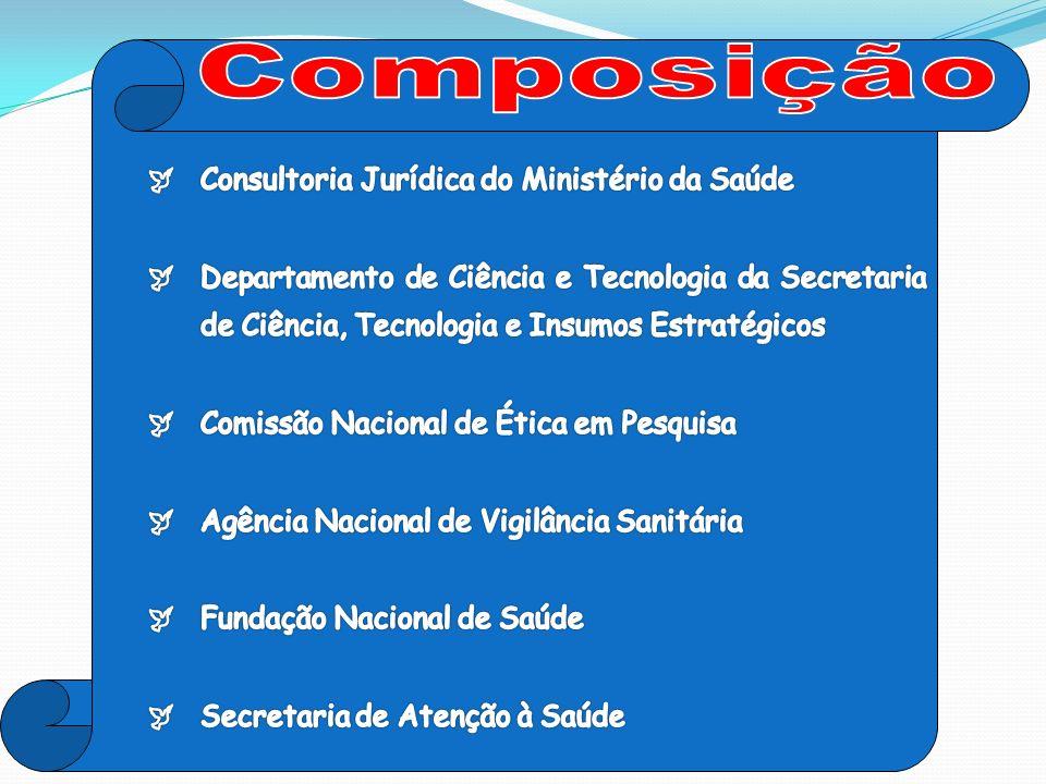 Composição Consultoria Jurídica do Ministério da Saúde