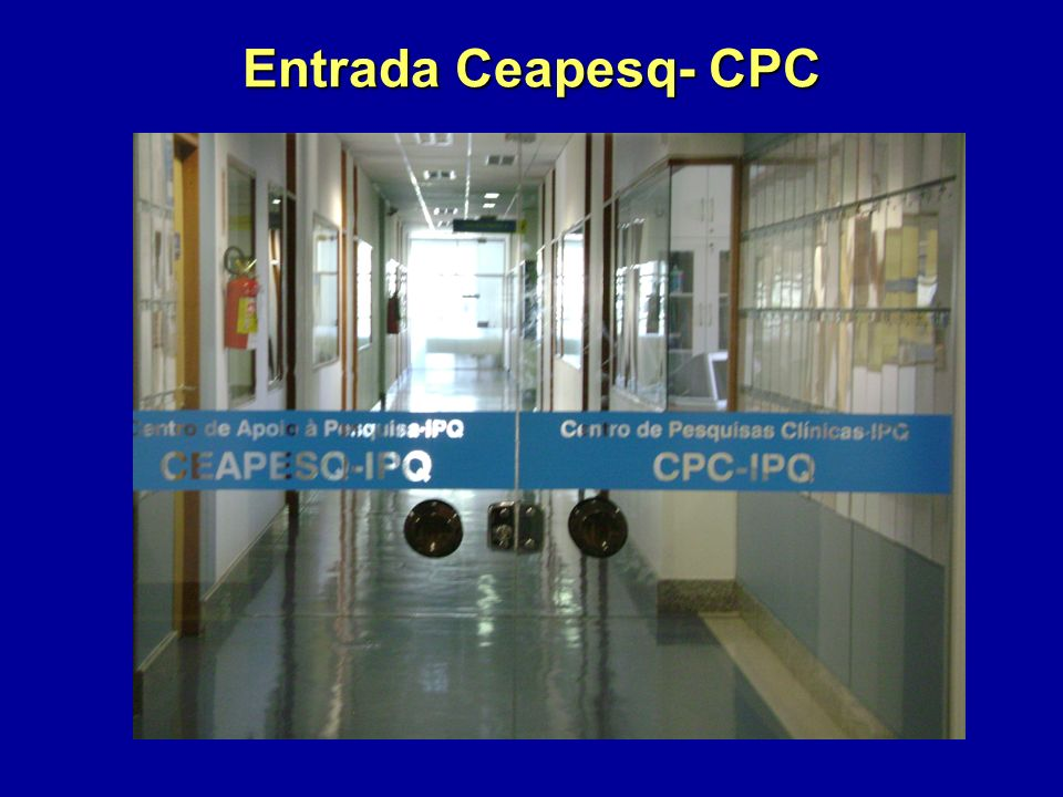 Entrada Ceapesq- CPC