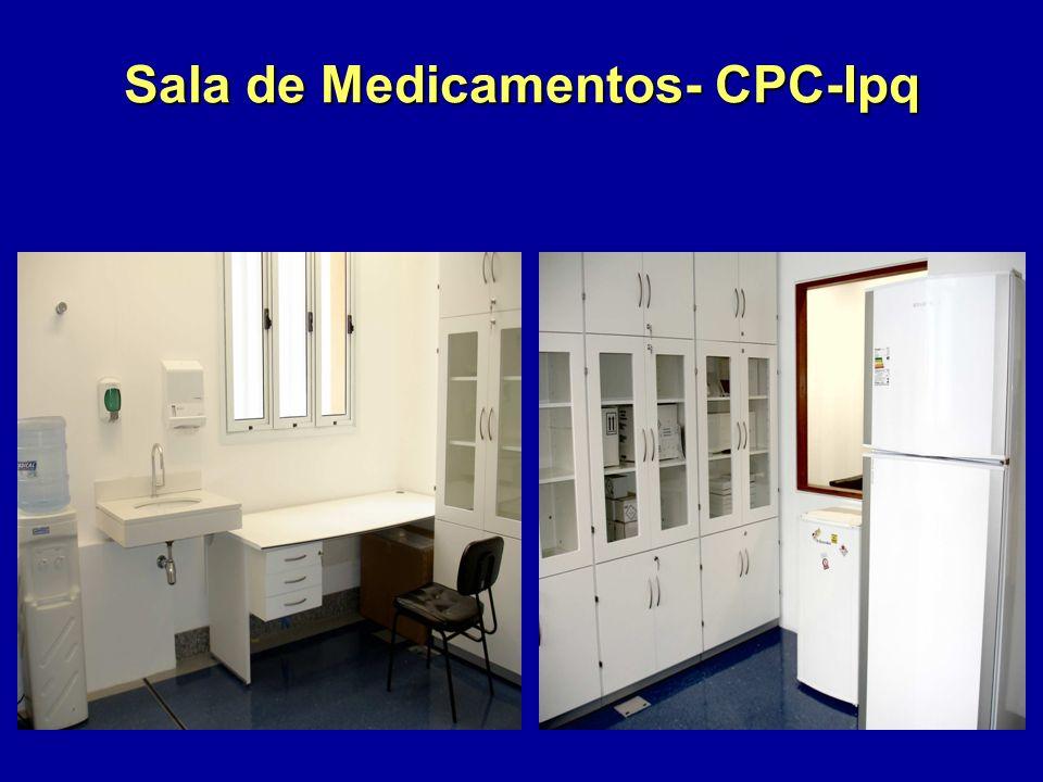 Sala de Medicamentos- CPC-Ipq