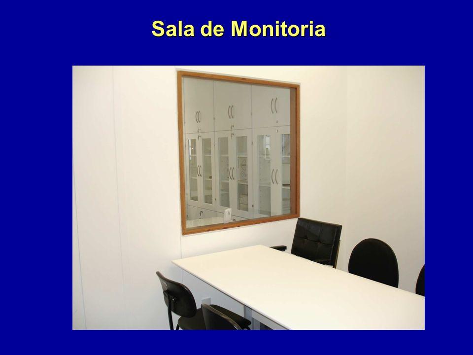 Sala de Monitoria