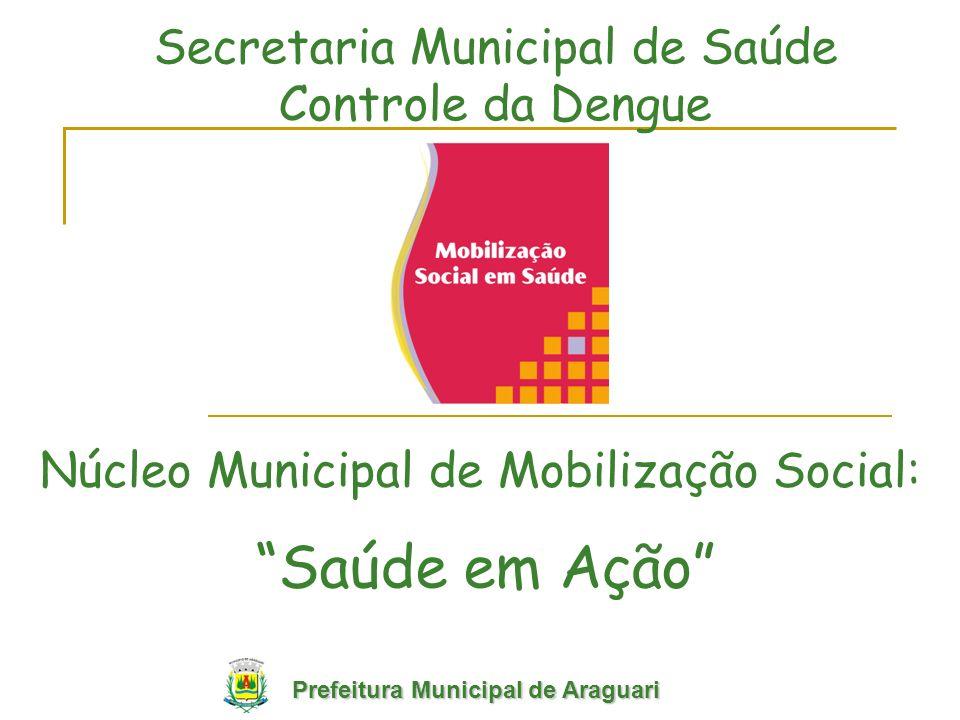 Núcleo Municipal de Mobilização Social:
