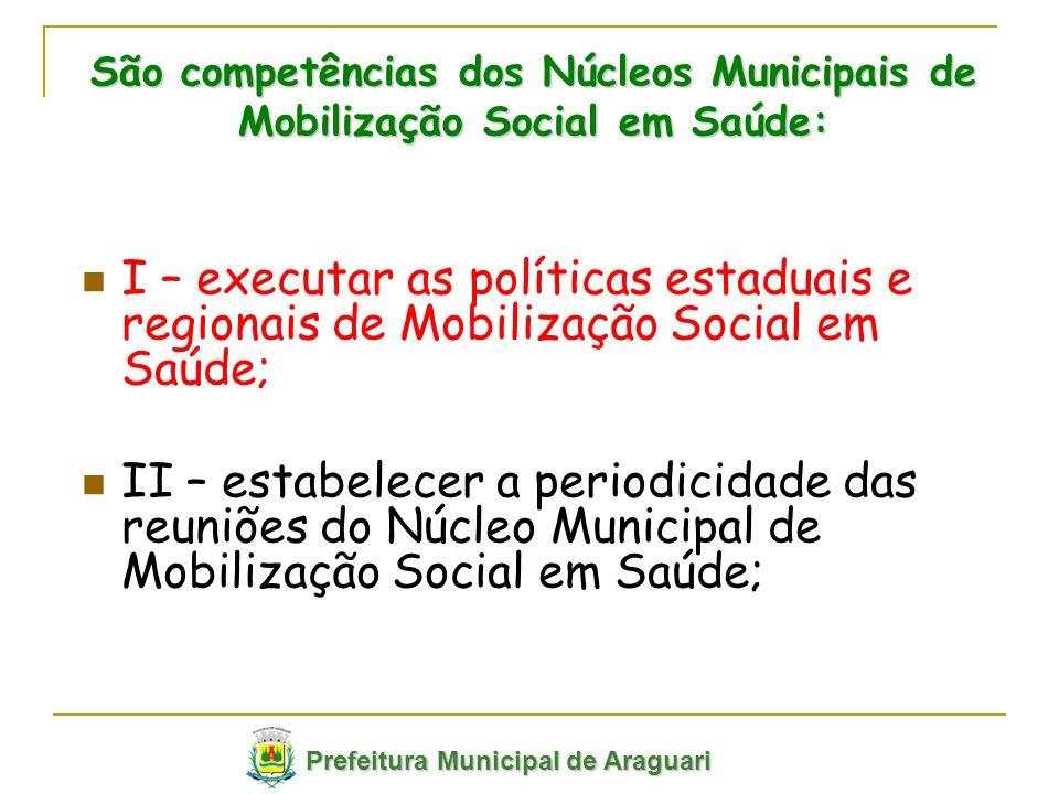 Prefeitura Municipal de Araguari