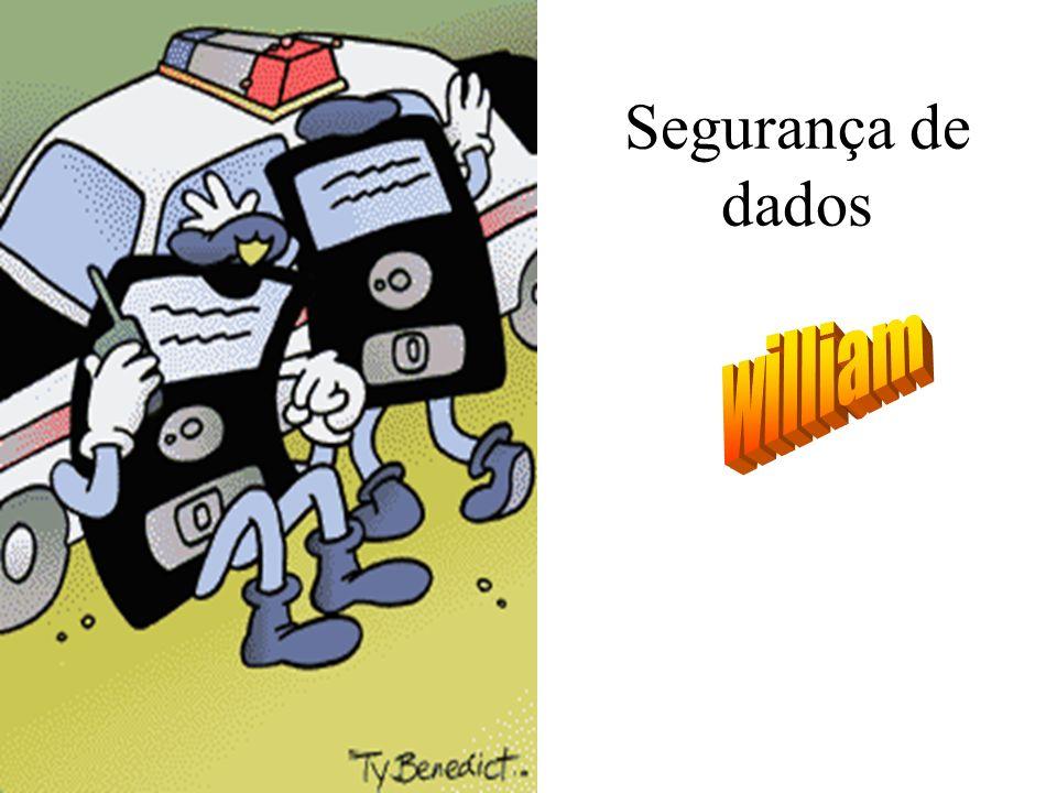 Segurança de dados william