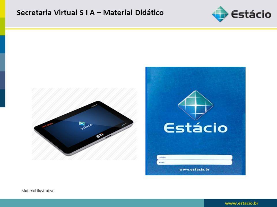 Secretaria Virtual S I A – Material Didático