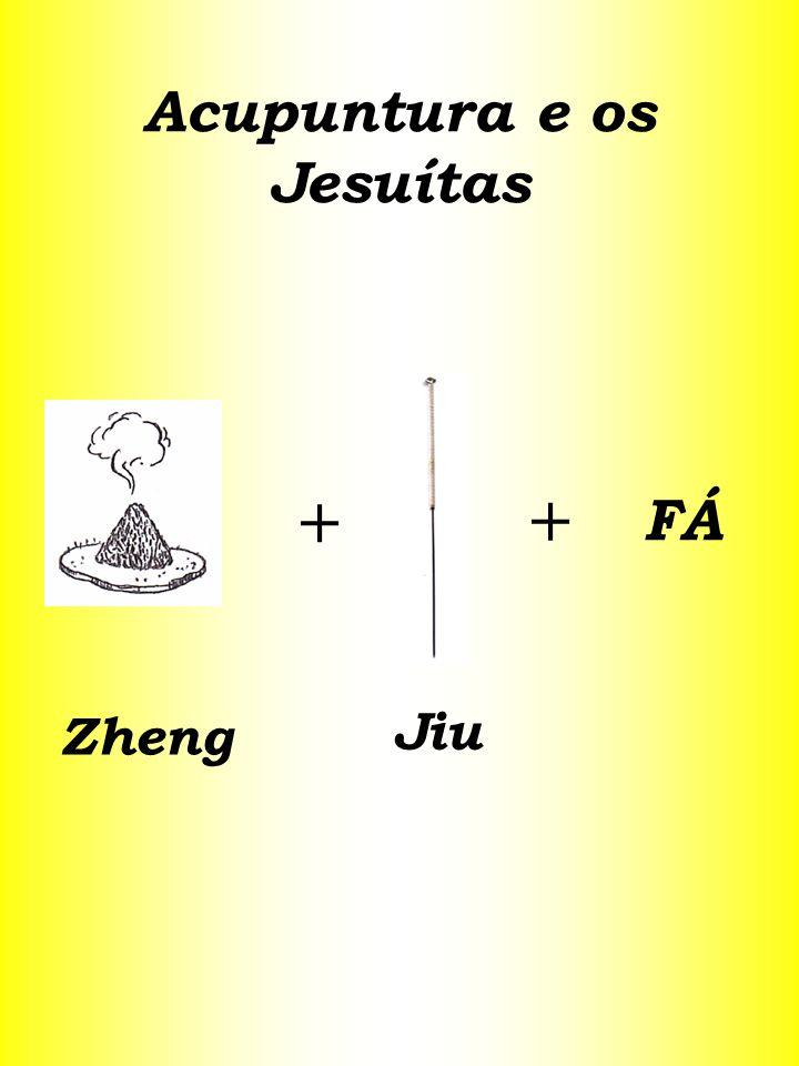 Acupuntura e os Jesuítas