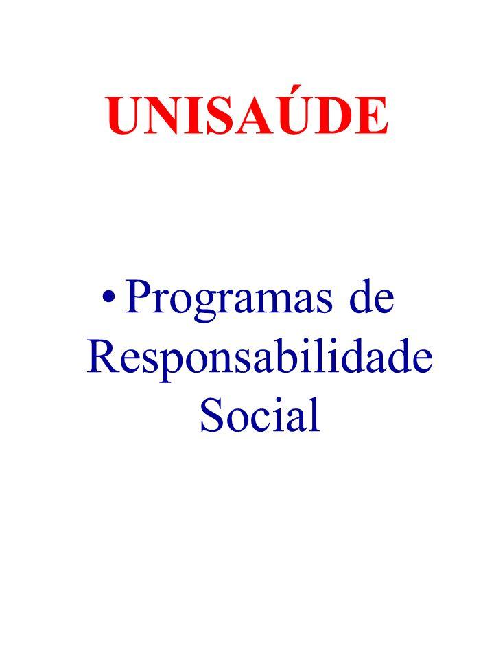 Programas de Responsabilidade Social