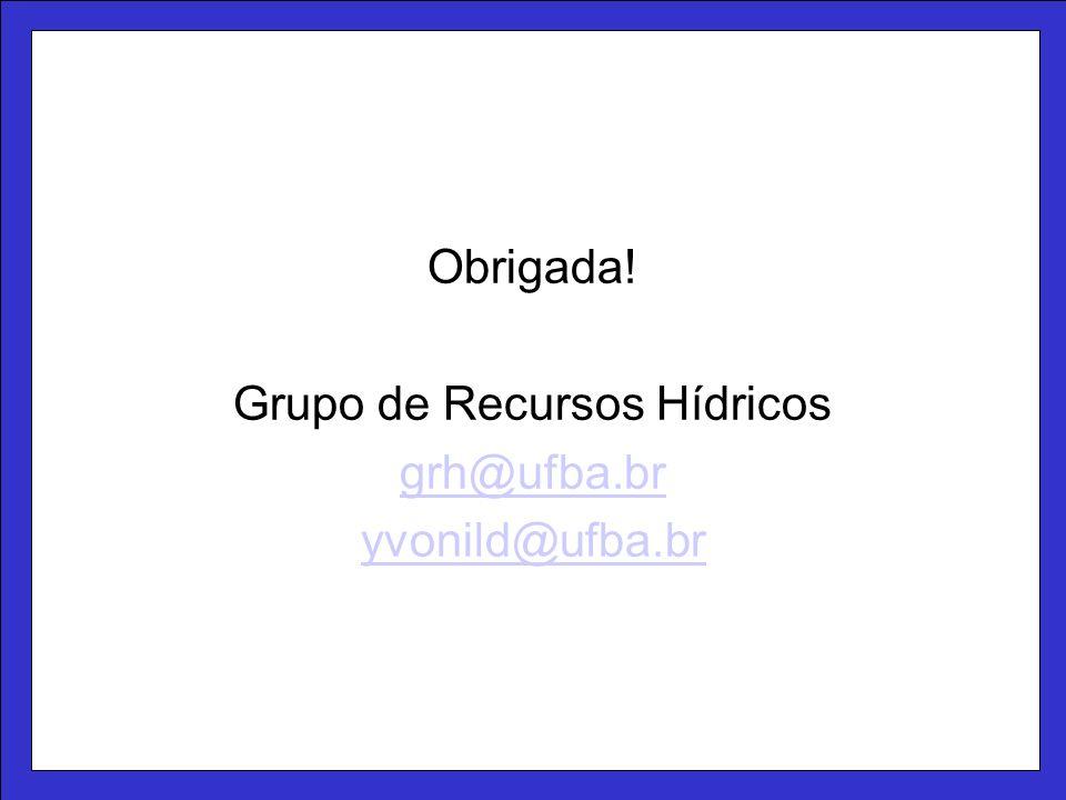 Grupo de Recursos Hídricos