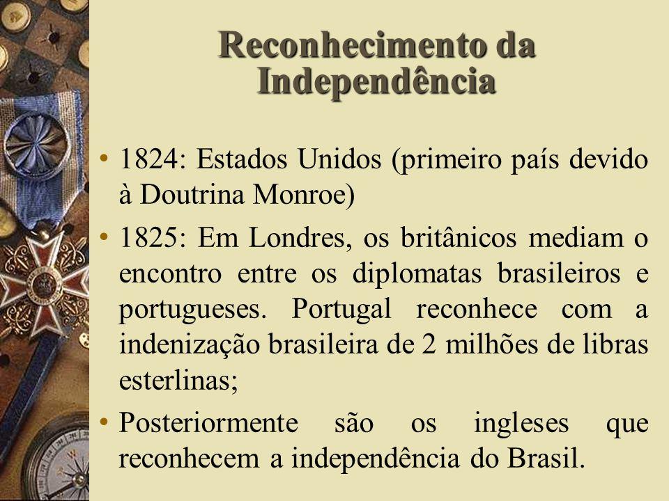 Reconhecimento da Independência