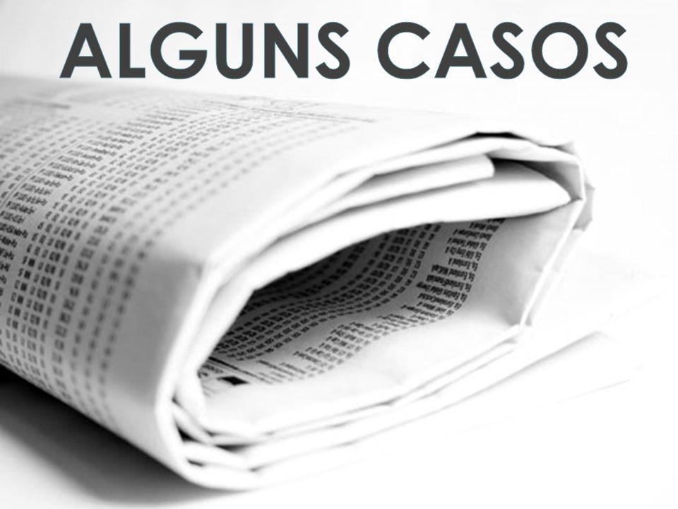 ALGUNS CASOS