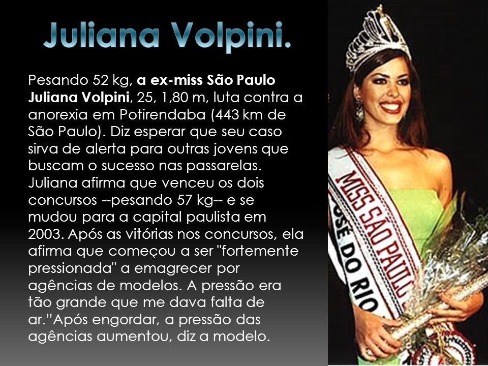 Juliana Volpini.