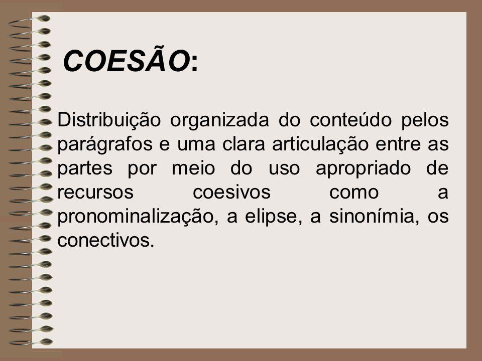 COESÃO: