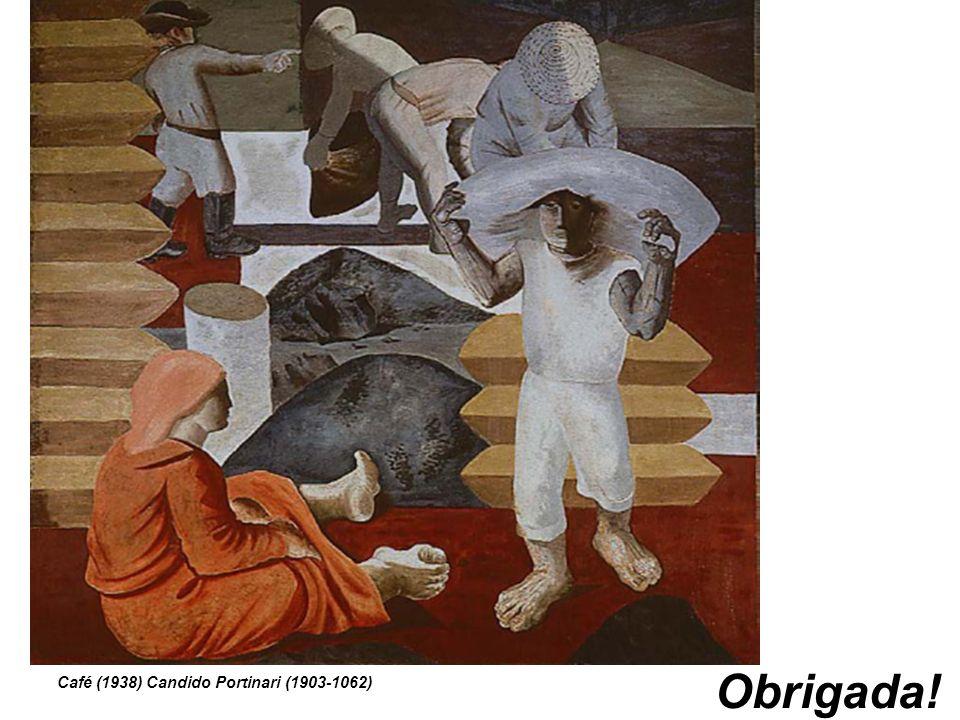 Obrigada! Café (1938) Candido Portinari (1903-1062)