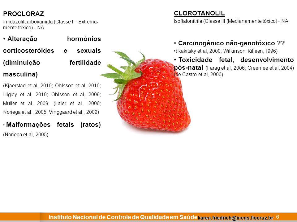 Carcinogênico não-genotóxico