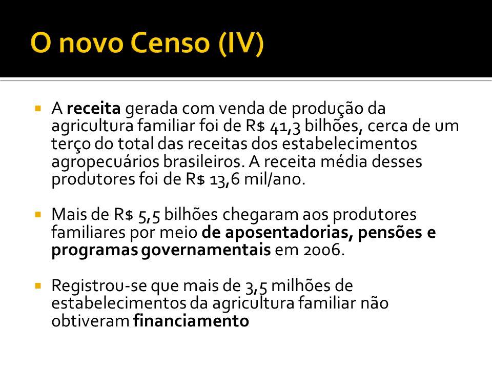 O novo Censo (IV)
