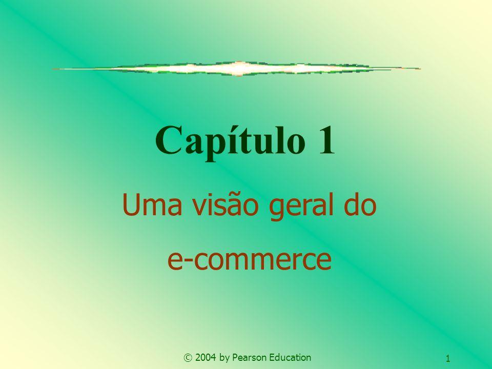 Capítulo 1 Uma visão geral do e-commerce