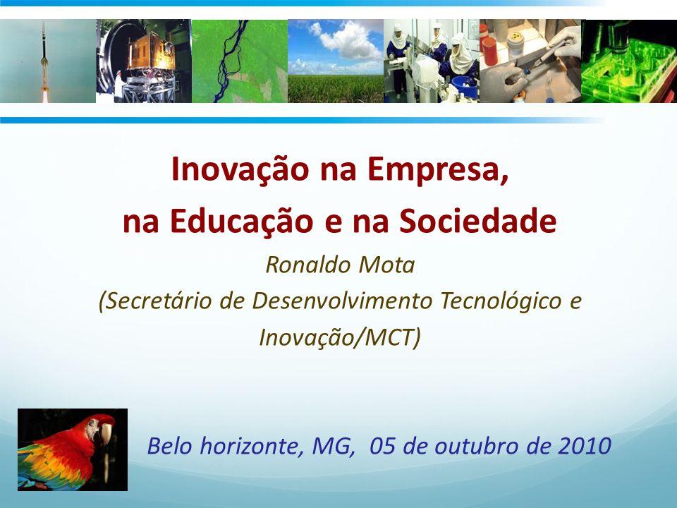 na Educação e na Sociedade