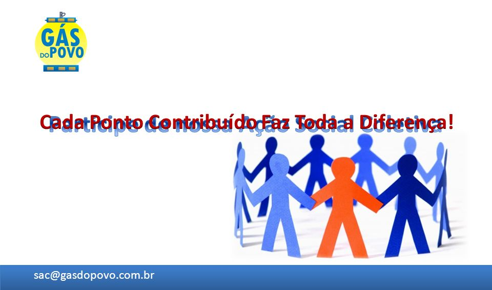 Participe de nossa Ação Social Coletiva
