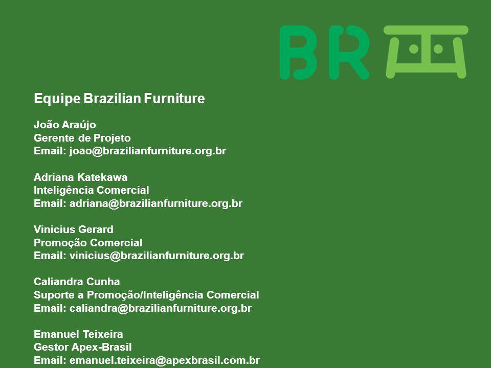 Equipe Brazilian Furniture