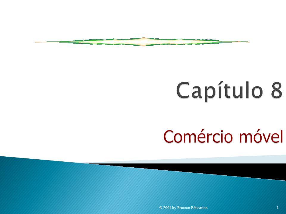 Capítulo 8 Comércio móvel