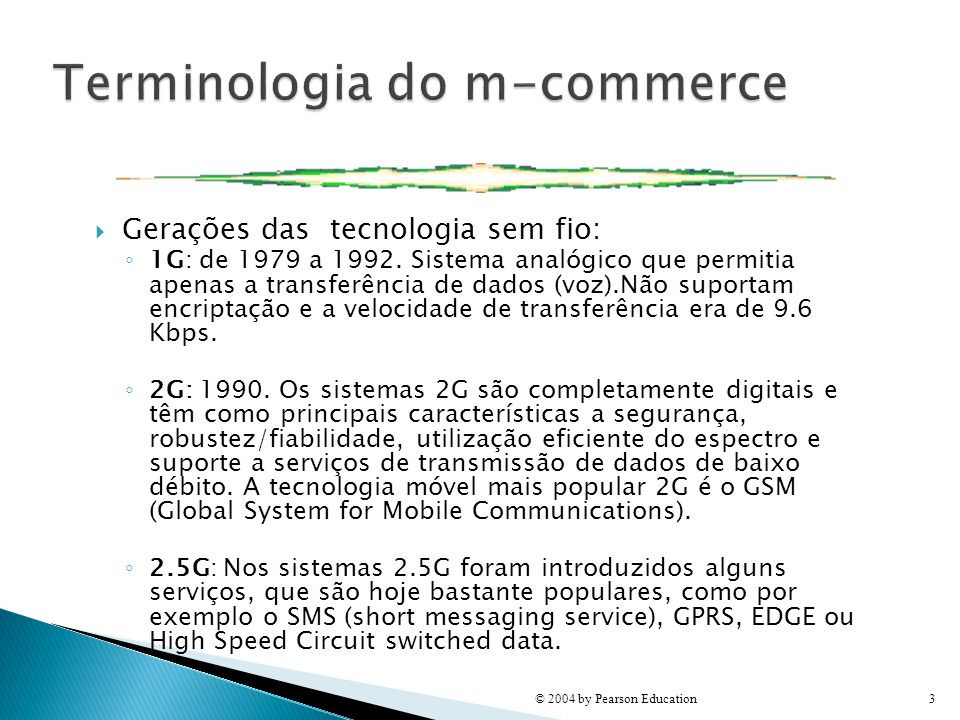 Terminologia do m-commerce