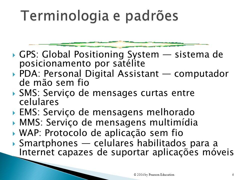 Terminologia e padrões