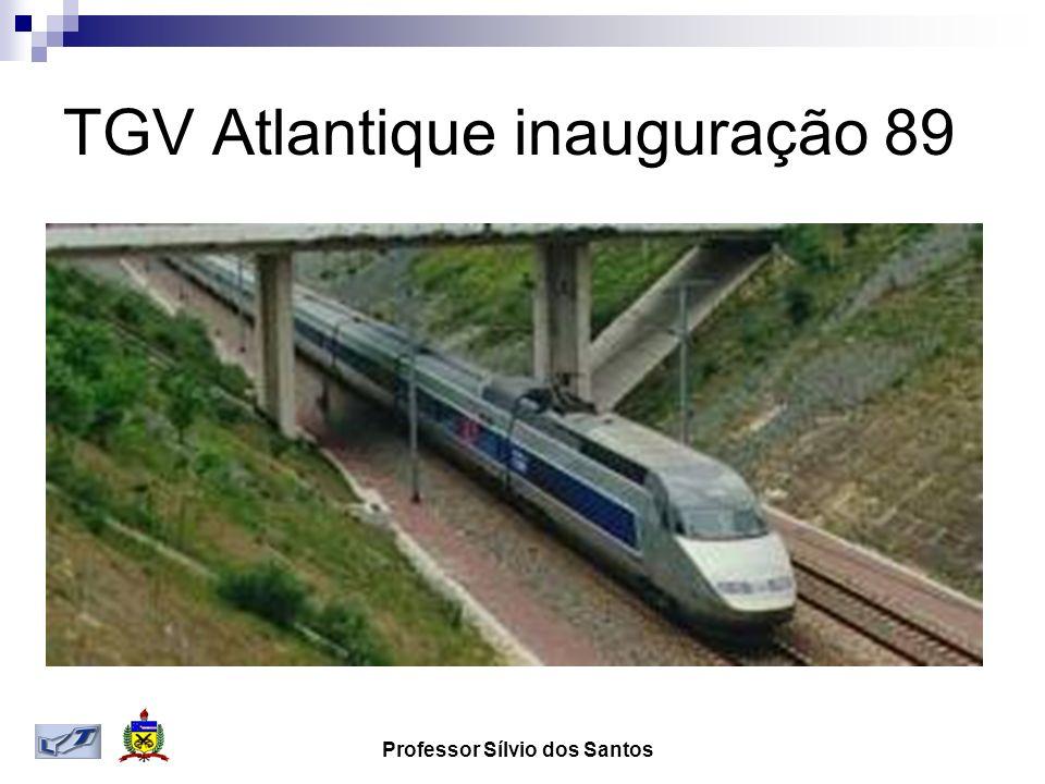 TGV Atlantique inauguração 89