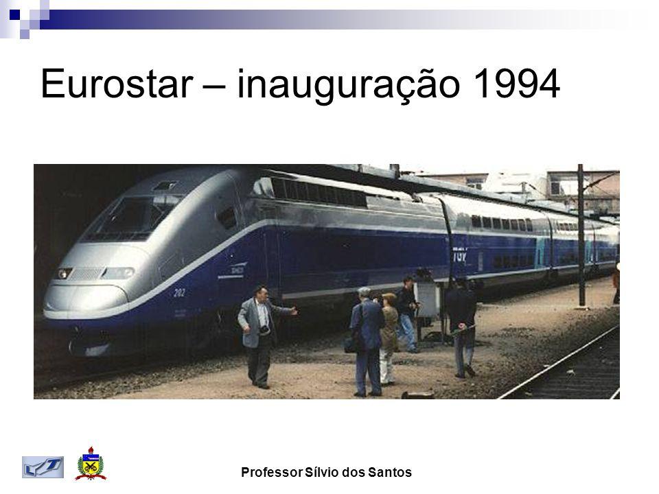 Eurostar – inauguração 1994