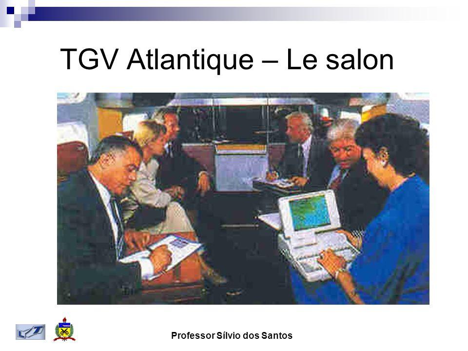 TGV Atlantique – Le salon