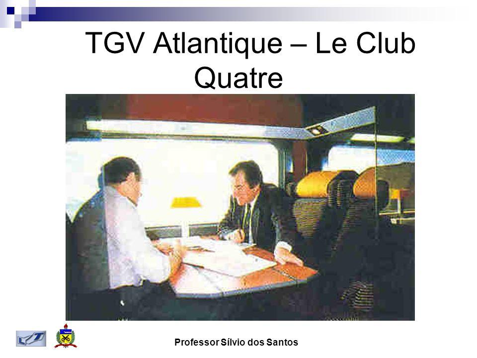 TGV Atlantique – Le Club Quatre