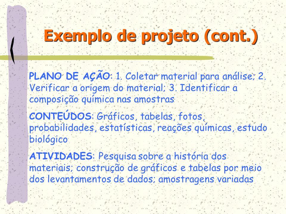 Exemplo de projeto (cont.)