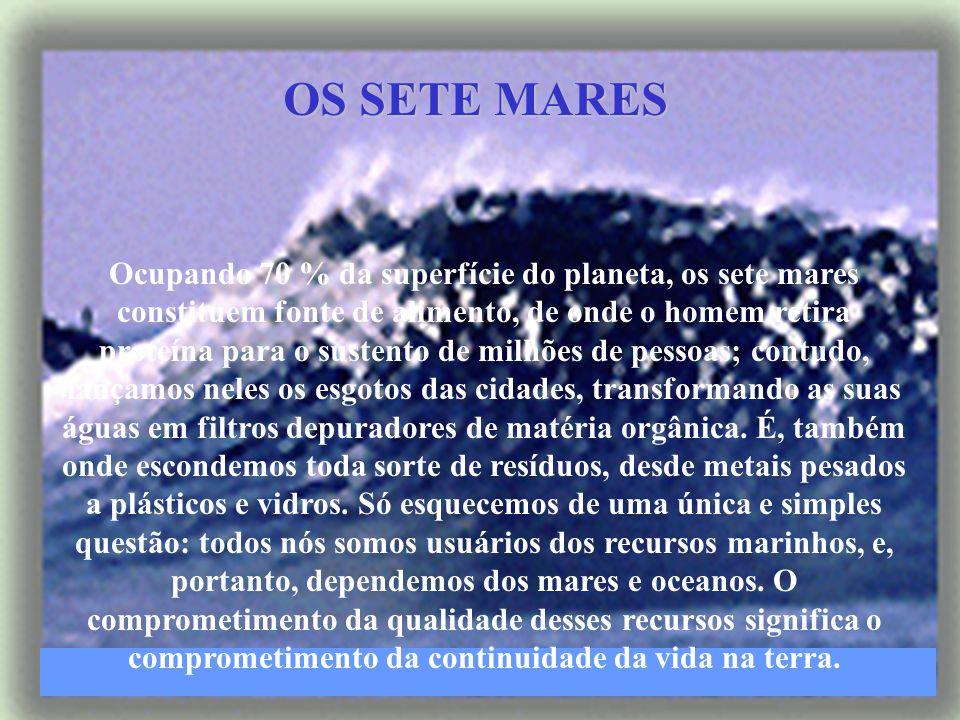 OS SETE MARES