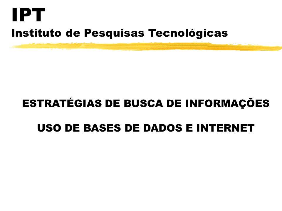 IPT Instituto de Pesquisas Tecnológicas