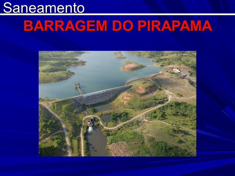 BARRAGEM DO PIRAPAMA
