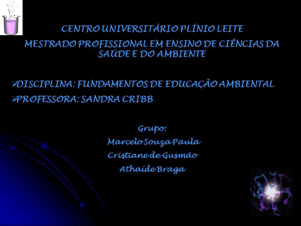 CENTRO UNIVERSITÁRIO PLÍNIO LEITE